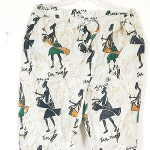 Other - African Print  Pants